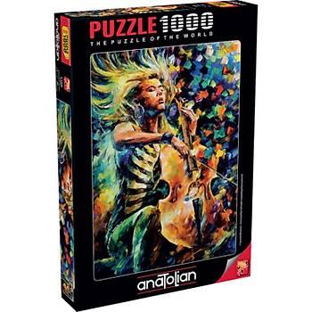 Anatolian Puzzle Cellist 1000 Parça Puzzle