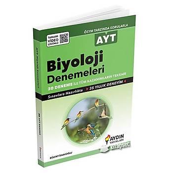 AYT Biyoloji 30 Deneme Aydýn Yayýnlarý