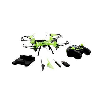 Sky Phantom DH861-10YW Wifi + Kamera Drone - Yeþil