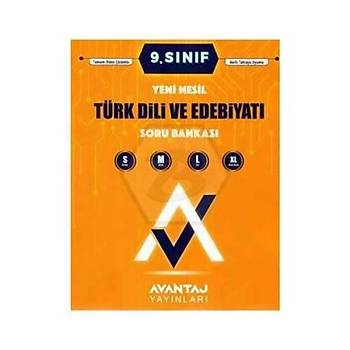 9. Sýnýf Türk Dili ve Edebiyatý Soru Bankasý Avantaj Yayýnlarý