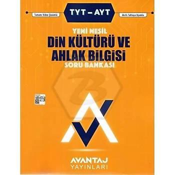 TYT AYT Din Kültürü ve Ahlak Bilgisi Soru Bankasý Avantaj Yayýnlarý