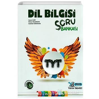 TYT Dil Bilgisi Pro Soru Bankasý Yayýn Denizi Yayýnlarý