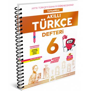 6. Sýnýf  Türkçe Defteri Arý Yayýnlarý