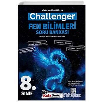 Kafa Dengi Yayýnlarý 8. Sýnýf Challenger Fen Bilimleri Kafasý Soru Bankasý