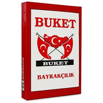 Buket Türk Bayraðý 150X225 Bkt-110