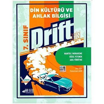 7. Sýnýf Din Kültürü ve Ahlak Bilgisi Drift Serisi Son Viraj Yayýnlarý