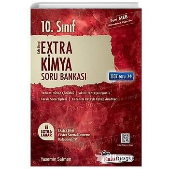 Kafa Dengi Yayýnlarý 10. Sýnýf Extra Kimya Soru Bankasý