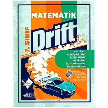 7. Sýnýf Matematik Drift Serisi Son Viraj Yayýnlarý