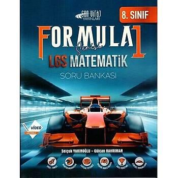 8. Sýnýf LGS Matematik Formula 1 Soru Bankasý Son Viraj Yayýnlarý