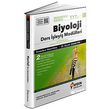 TYT Biyoloji Ders Ýþleyiþ Modülleri Aydýn Yayýnlarý