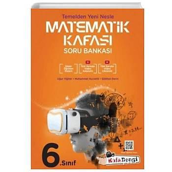 Kafa Dengi Yayýnlarý 6. Sýnýf Matematik Kafasý Soru Bankasý