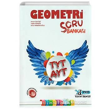 TYT AYT Geometri Pro Soru Bankasý Yayýn Denizi Yayýnlarý