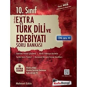 Kafa Dengi Yayýnlarý 10. Sýnýf Extra Türk Dili ve Edebiyatý Soru Bankasý