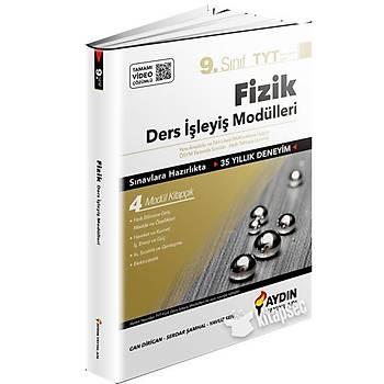 9. Sýnýf Fizik Ders Ýþleyiþ Modülleri Aydýn Yayýnlarý