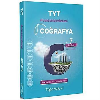 Test Okul Yayýnlarý TYT Coðrafya Fasikül Anlatým Rehberi