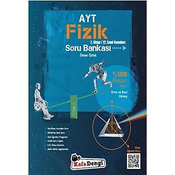 Kafa Dengi Yayýnlarý AYT Fizik Soru Bankasý (2. Kitap)