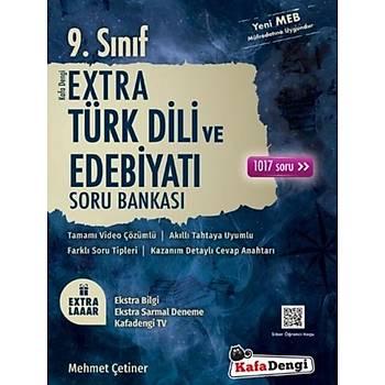 Kafa Dengi Yayýnlarý 9. Sýnýf Extra Türk Dili ve Edebiyatý Soru Bankasý