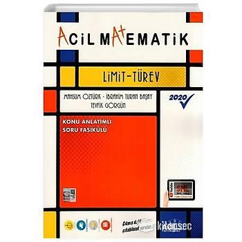 Acil Matematik Limit Türev Acil Yayýnlarý