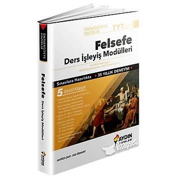 TYT Felsefe Ders Ýþleyiþ Modülleri Aydýn Yayýnlarý