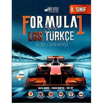 8. Sýnýf LGS Türkçe Formula  1 Soru Bankasý Son Viraj Yayýnlarý