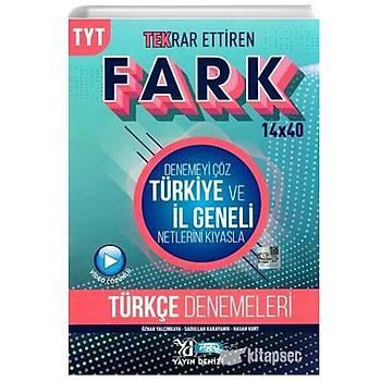 Yayýn Denizi TYT Türkçe Tekrar Ettiren Fark Denemeleri