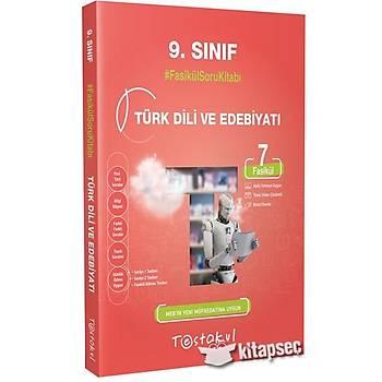 9. Sýnýf Türk Dili ve Edebiyatý Fasikül Soru Kitabý Test Okul Yayýnlarý