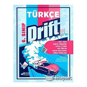 6. Sýnýf Türkçe Drift Serisi Son Viraj Yayýnlarý