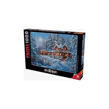 Anatolian puzzle 1000 Parça Sihirli Kýþ / Magical Winter