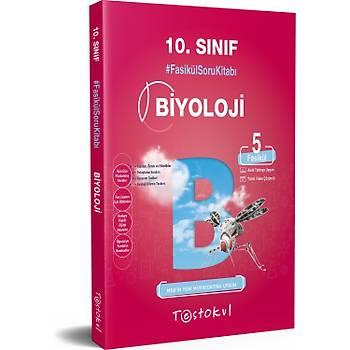 Testokul Yayýnlarý 10.sýnýf Biyoloji Fasikül Soru Kitabý