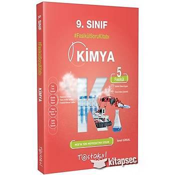 9. Sýnýf Kimya Fasikül Soru Kitabý Test Okul Yayýnlarý