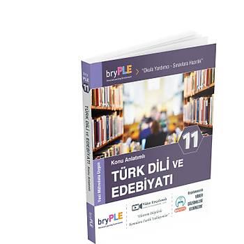 PLE 11.Sýnýf Türk Dili ve Edebiyat Konu Anlatýmlý