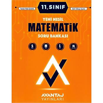 Avantaj Yayýnlarý 11. Sýnýf Matematik Soru Bankasý
