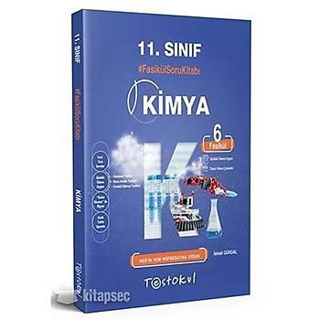 11. Sýnýf Kimya Fasikül Soru Kitabý Test Okul Yayýnlarý
