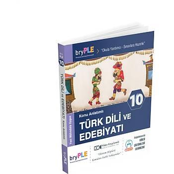 Birey PLE 10.Sýnýf Türk Dili ve Edebiyatý Konu Anlatýmlý