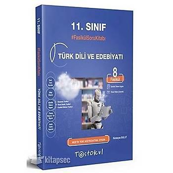 11. Sýnýf Türk Dili ve Edebiyatý Fasikül Soru Kitabý Test Okul Yayýnlarý