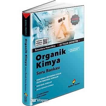 Organik Kimya Soru Bankasý Tamamý Video Çözümlü (12. Sýnýf Tamamý Konu Anlatýmlý) Aydýn Yayýnlarý