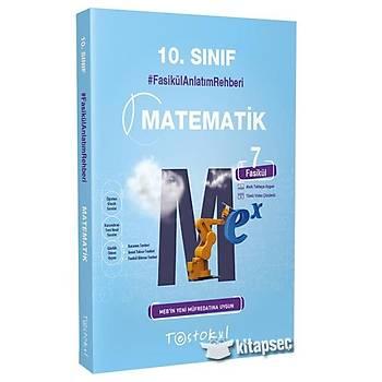 10. Sýnýf Matematik Fasikül Anlatým Rehberi Test Okul Yayýnlarý