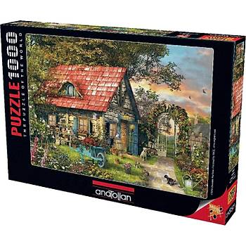 Anatolian 1000 Parça Kulübe Puzzle