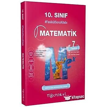 10. Sýnýf Matematik Fasikül Soru Kitabý Test Okul Yayýnlarý