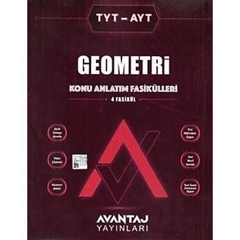 TYT AYT Geometri Konu Anlatým Fasikülleri Avantaj Yayýnlarý