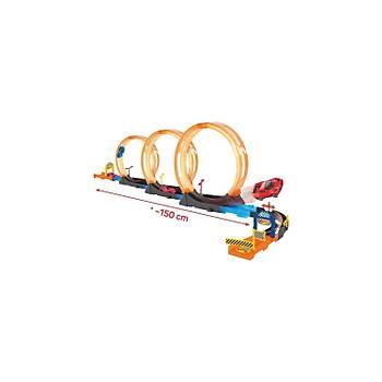 Mgs Oyuncak Smart Wheels Rollingfast Yarýþ Pisti XL