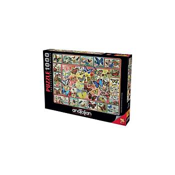 Art 1094 Kelebekler 1000Pcs Puzzle Anatolian