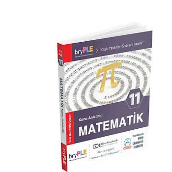 PLE 11.Sýnýf Matematik Konu Anlatýmlý