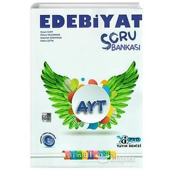 AYT Edebiyat Pro Soru Bankasý Yayýn Denizi Yayýnlarý