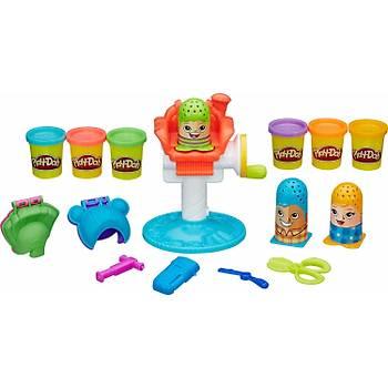 Play-Doh Çýlgýn Berber