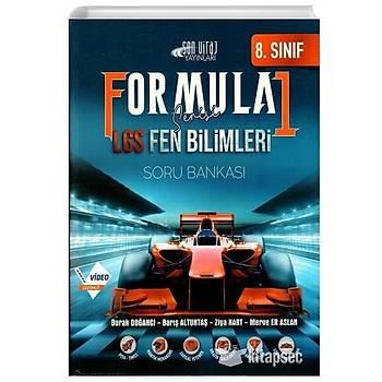 8. Sýnýf LGS  Fen Bilimleri Formula 1 Soru Bankasý Son Viraj Yayýnlarý