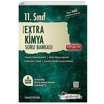 Kafa Dengi Yayýnlarý 11. Sýnýf Extra Kimya Soru Bankasý