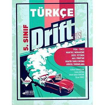 5. Sýnýf Türkçe Drift Serisi Son Viraj Yayýnlarý