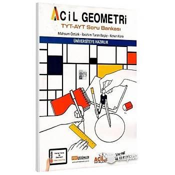 TYT AYT Geometri Soru Bankasý Acil Yayýnlarý