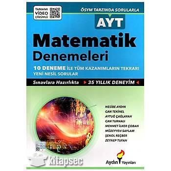 AYT Matematik Denemeleri Aydýn Yayýnlarý